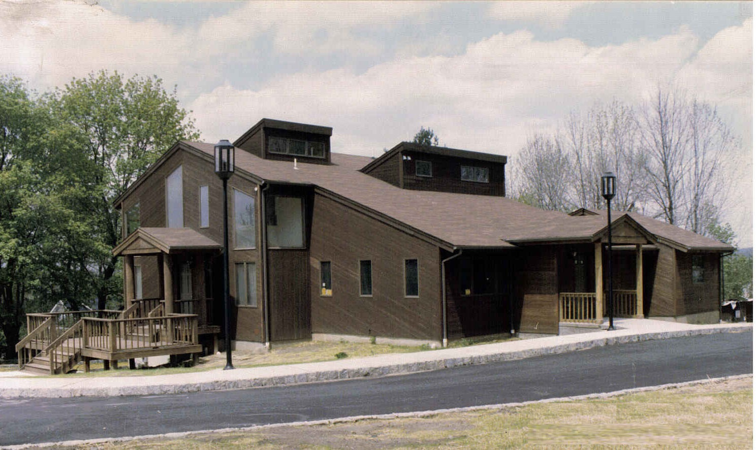 Dr's clinic & residence, Little Falls New Jersey